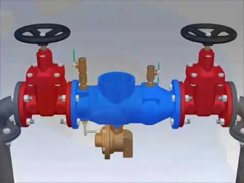 Zurn Wilkins Backflow Prevention 375 2 5 Inch 3 How To Repair