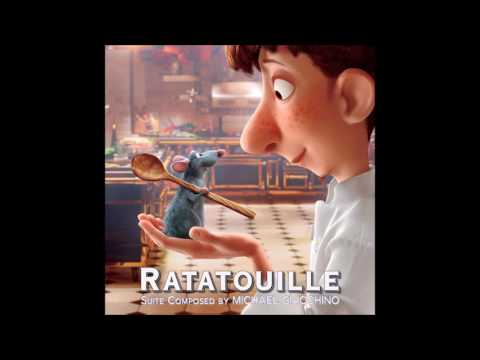 Ratatouille (Soundtrack) - Anyone Can Cook (Longest Version) mp3