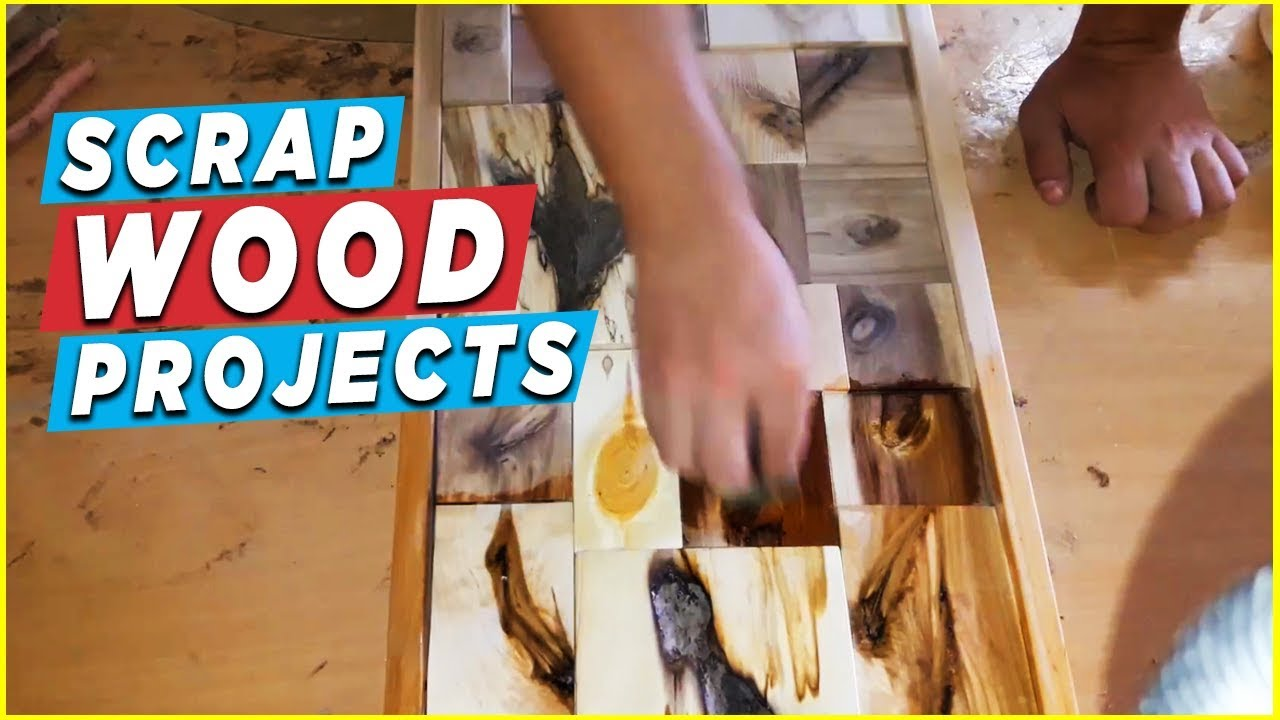Easy Wood Craft Projects To