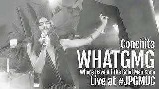 Conchita - Where Have All The Good Men Gone [Live at #JPGMUC]