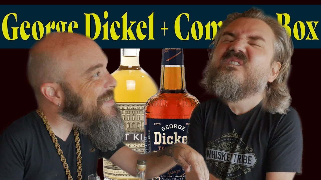 George Dickel BIB + Compass Box Great King Street - Artist's Blend