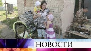 ВЧелябинской области мать нашла родную дочь после того, как двух девочек перепутали в роддоме.