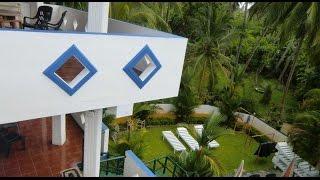 Отели Шри Ланка.The Oasis Villa 2*.Хиккадува.Обзор