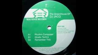 DJ Jacq - Ghetto Tactics