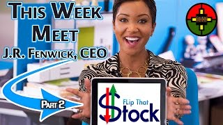 Black Health and Wealth Show | Flipping Stocks With J R Fenwick | Part 2 of 5