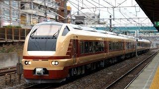 2019/03/10 【北小金支線】 水戸梅まつり号 E653系 K70編成 北小金駅