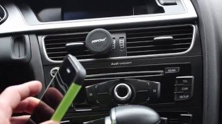 MPOW  Grip Magic Air Vent Mount Holder - Review