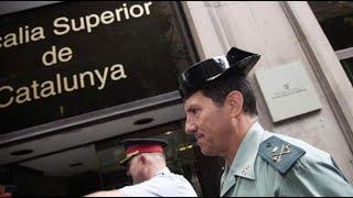 Primera intentona de Santi Royuela ante la Fiscalía de Catalunya