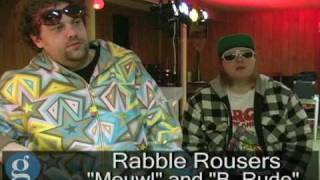 The Rabble Rousers Double Secret Private Show