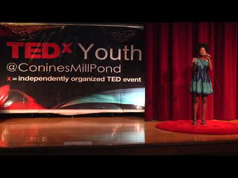 The Balance of Self, Service, and Community | Janeece Freeman Clark | TEDxYouth@ConinesMillPond