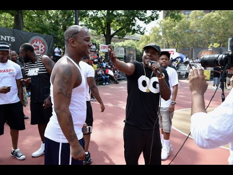 Reebok, Cam'ron, Sway & Greg Marius Take Over Rucker Park