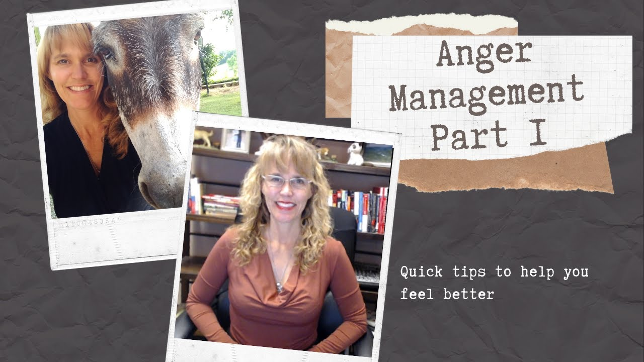anger management part 1 counselor toolbox episode 67 youtube