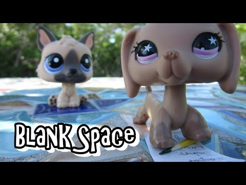 LPS: Blank Space: Music Video (Taylor Swift) Cover Littlest Pet Shop
