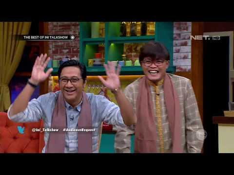 The Best Of Ini Talk Show : Ninja di Rumah Sule Bikin Rusuh