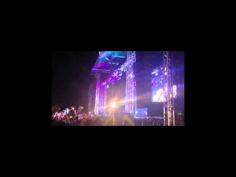 Knife Party - Sunset Music Festival 2013 (SMF 2013) - Tampa FL