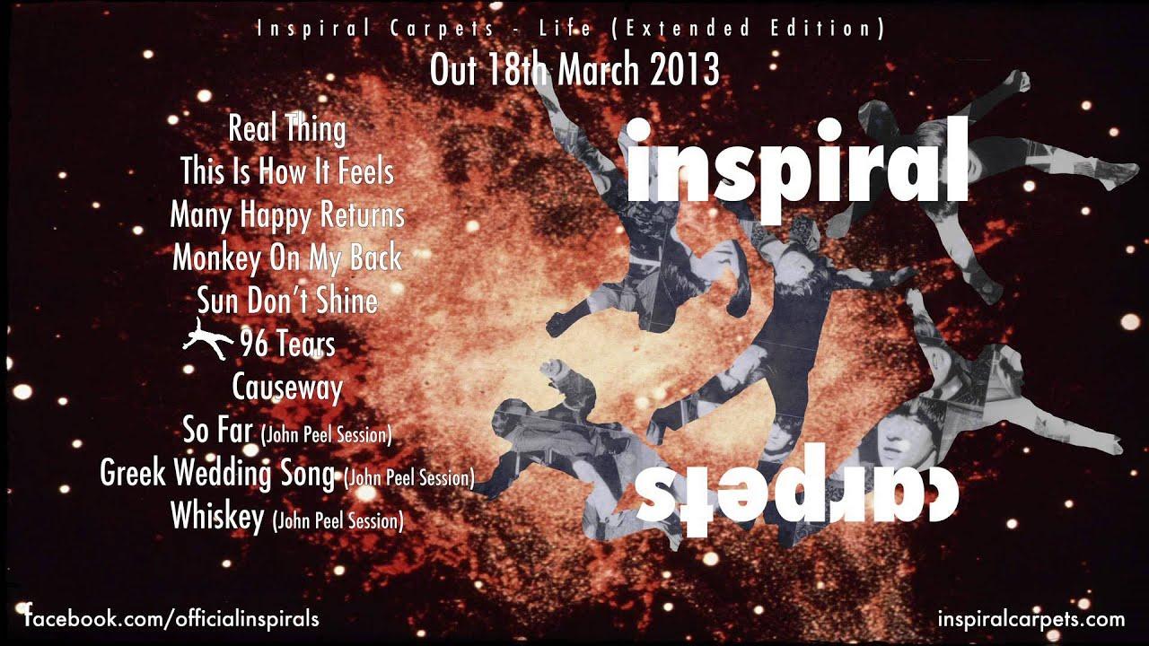 Inspiral Carpets - Life (Extended Edition) Album Sampler