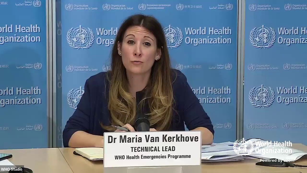 Live from WHO Headquarters – Daily press briefing on COVID-19 – 16MARCH2020