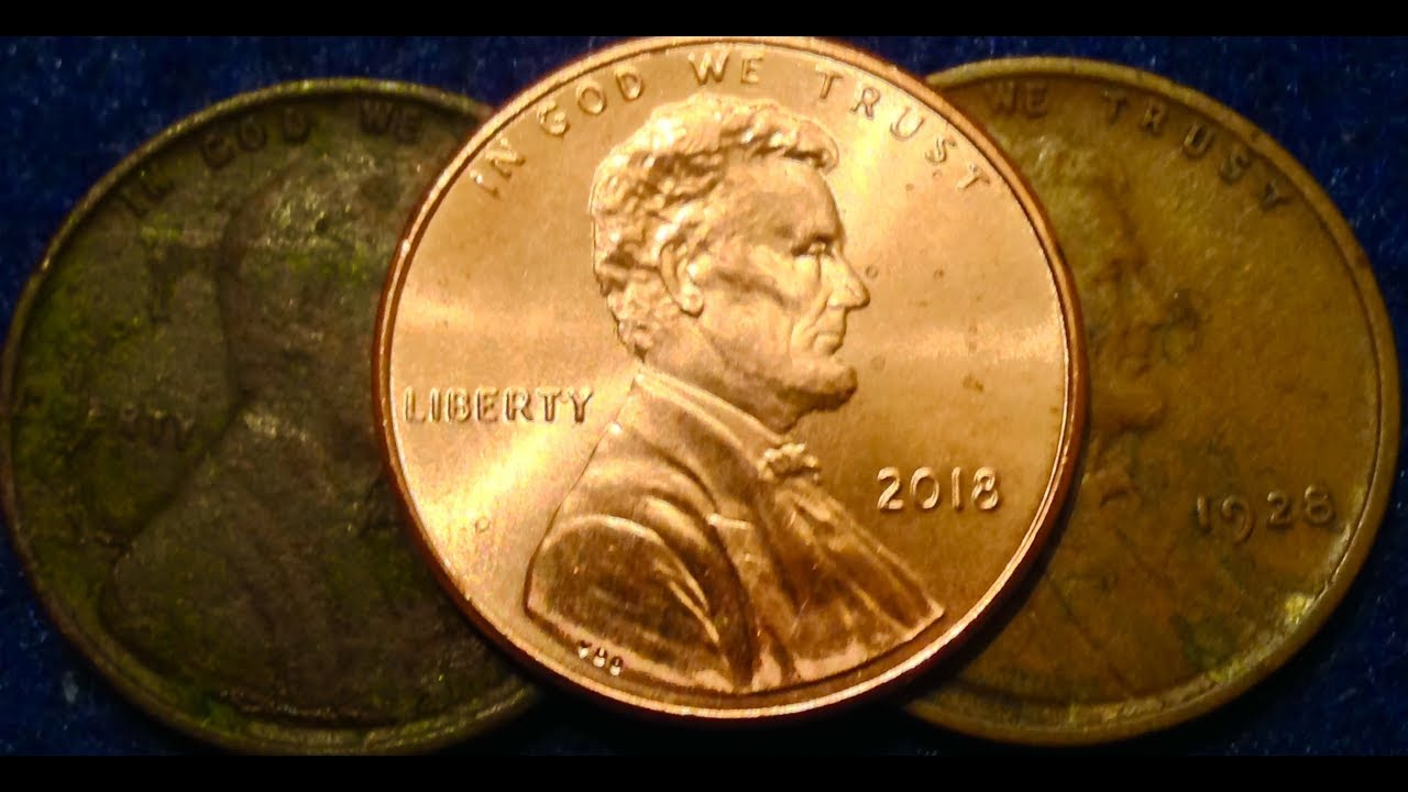 Rare Wheat Pennies: 1925 (One Known Graded At