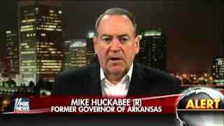 Huckabee: It's not about the weapon; Intent is the problem