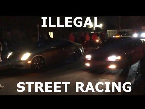 STREET RACING IN SAN JOSE