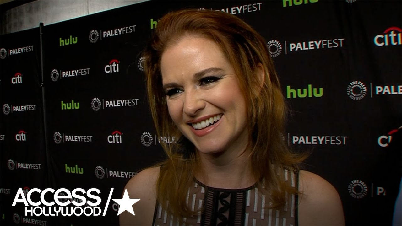 Greys Anatomy Sarah Drew On The Fan Reaction To Big Japril