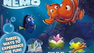 Finding Nemo Storybook Deluxe by Disney { IOS }