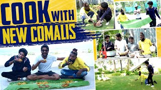 Cook With New Comalis | Kutty Gopi and Silmisham Siva | Mr Makapa