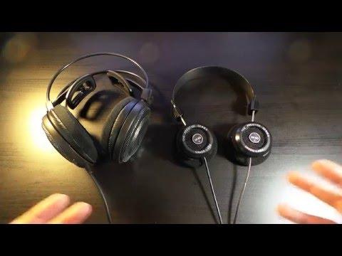 Grado SR80e VS Audio Technica 700X  ( On Ear VS Over Ear )