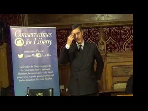 Jacob Rees-Mogg explains his opposition to the European Arrest Warrant