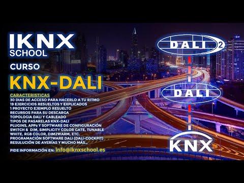 Cuso KNX-DALI