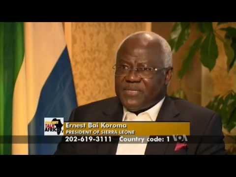 Straight Talk Africa  West Africa Leaders on Progress on Ebola