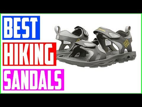 Top 5 Best Hiking Sandals on 2020