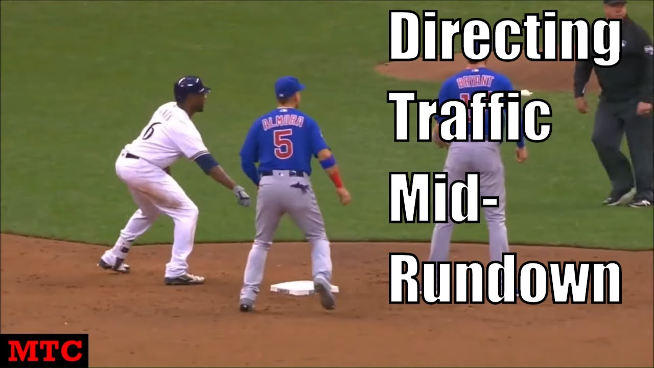 MLB 1,000,000 IQ Baserunning Plays