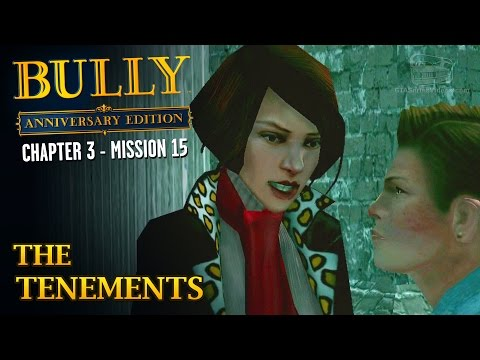 Bully: Anniversary Edition - Mission #41 - The Tenements