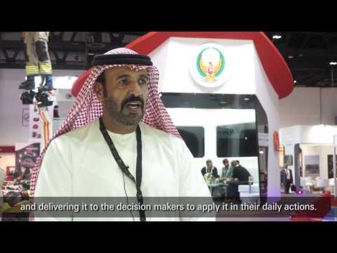 Intersec 2017 - Dubai Civil Defence