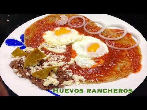Recipe: How to Cook Mexican Huevos Rancheros