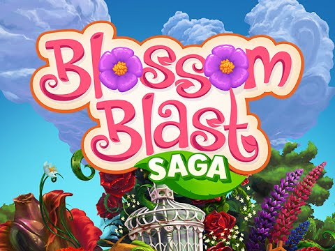 Blossom Blast Saga lives android cheat hack hile programsiz