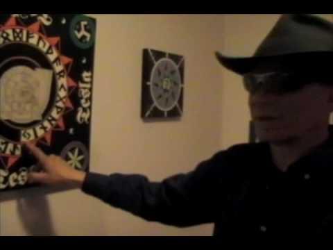 HUNTER YODER, HEX SIGN ARTIST