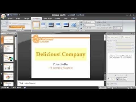 how to add music to multiple slides in powerpoint 2007