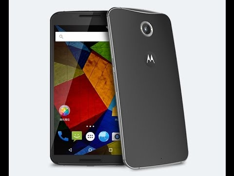 (CES) Motorola Moto X Pro, (Nexus 6)