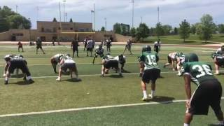 Free State and LHS summer football highlights