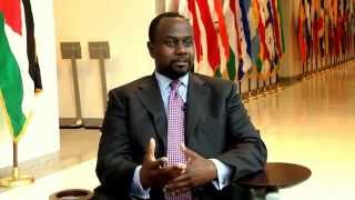 Between Peacekeeping and Peace Enforcement - A Conversation with Mvemba Dizolele