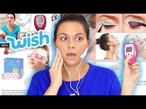 Wish Haul Review - Testing Beauty Products | Vivian Tries