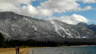 HD Nevada Beach Lake Tahoe Stunning Crystal Clear Water Califorina