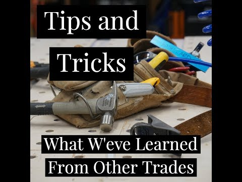 Tools, Tricks and Tips #2 – Jobsite Efficiency, Communications and Rubber Gloves!