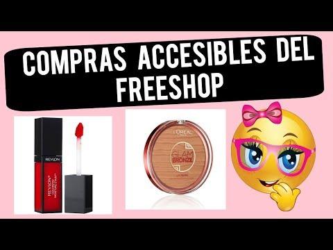Compras accesibles de FREESHOP- EUGE NOYA URUGUAY