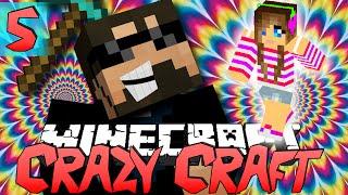 Minecraft CRAZY CRAFT 2.0 | Finding Gertrude? [5]