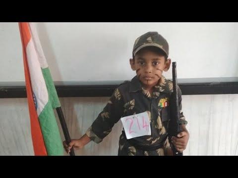 Indian Army Fancy Dress