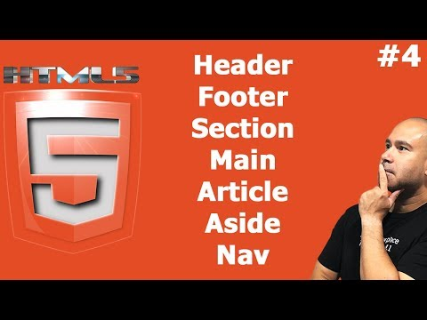 HTML5 Tags - Tutorial For Beginners