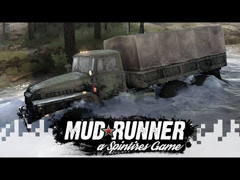 HERE WE GO AGAIN! - SPINTIRES: MUDRUNNER (Multiplayer Gameplay) - EP04